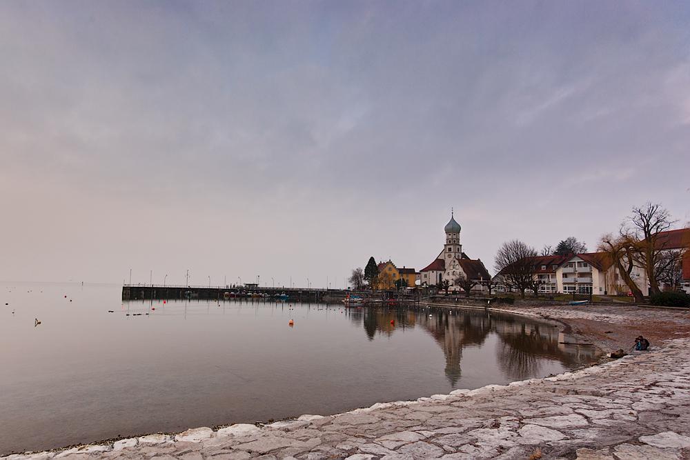 Hafen von Wasserburg