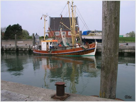 Hafen von Wyk auf Föhr