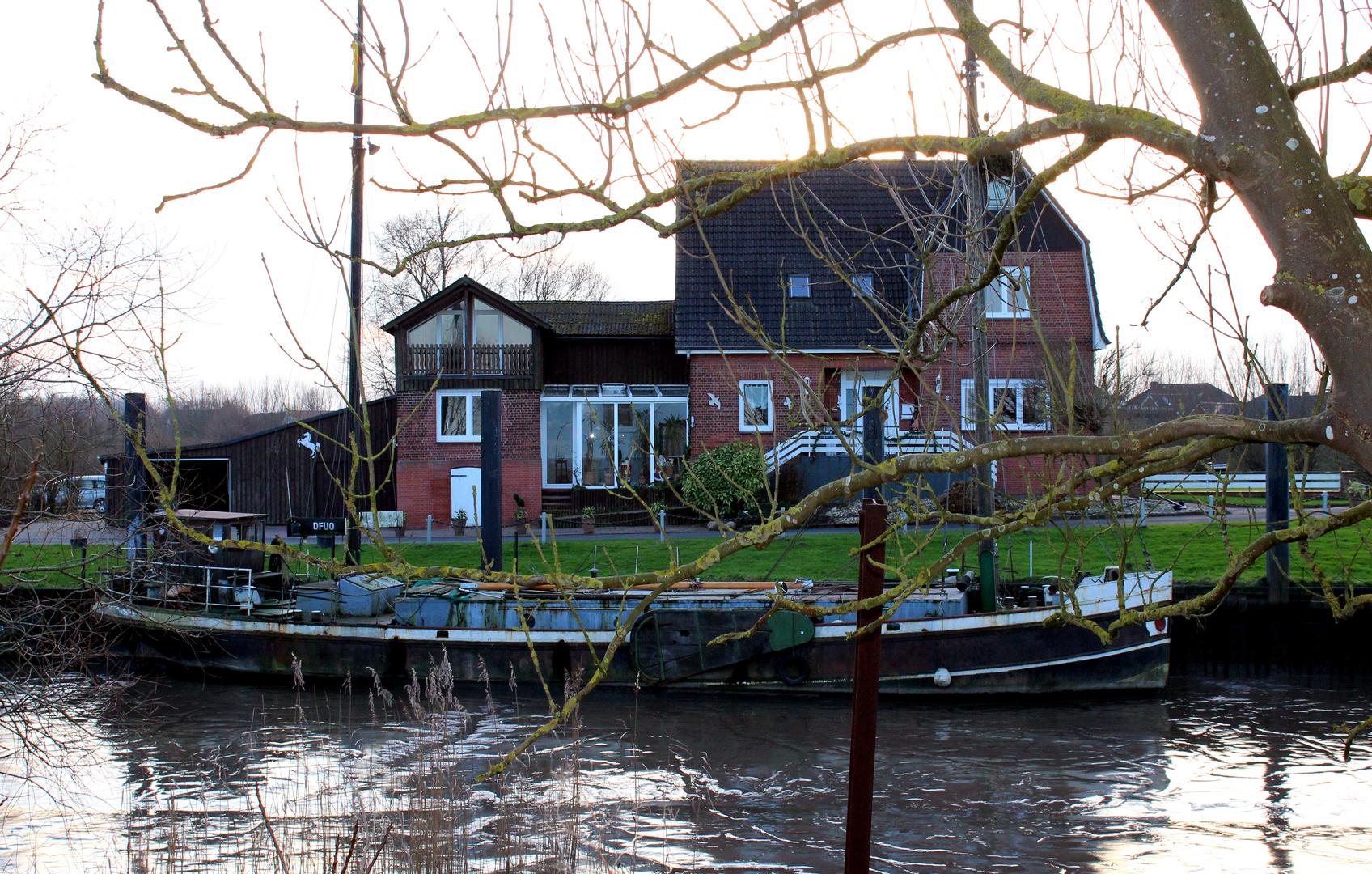 Hafen Wischhafen .....