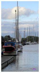 Hafen Wischhafen