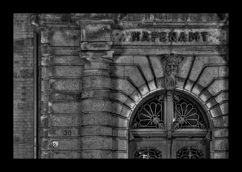 ...Hafenamt Dortmund...