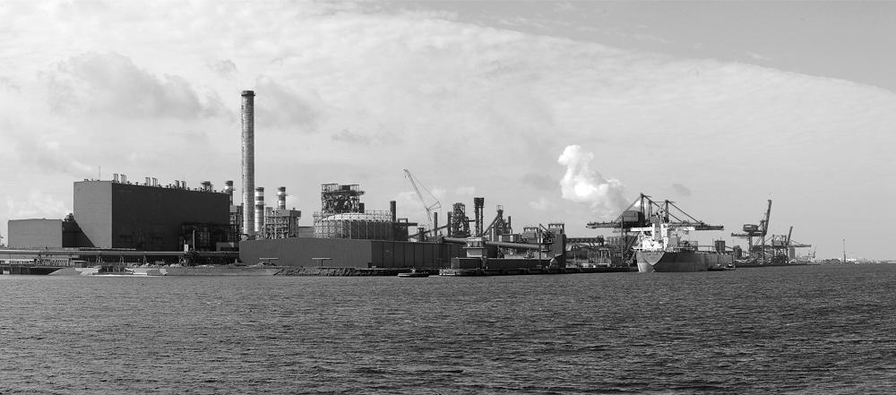 Hafenanlage Dunkerque