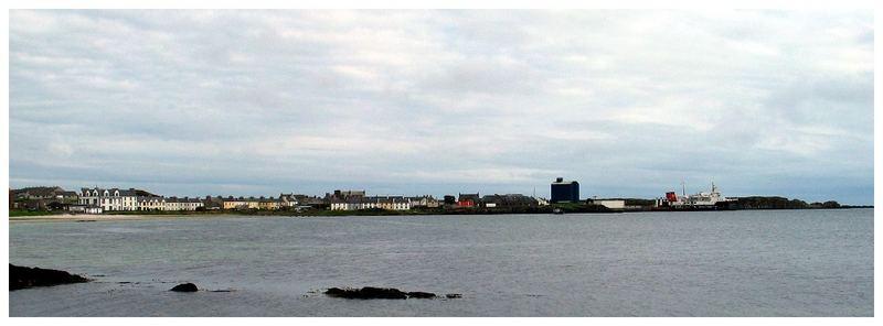 Hafenansicht - Port Ellen - Isle of Islay