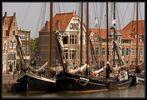 Hafenansicht von Hoorn