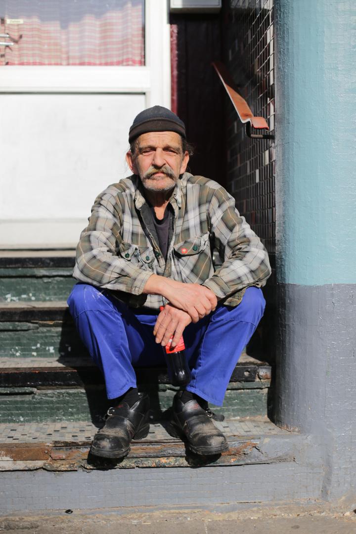 Hafenarbeiter auf dem Kiez