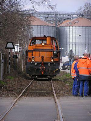 Hafenbahn Minden