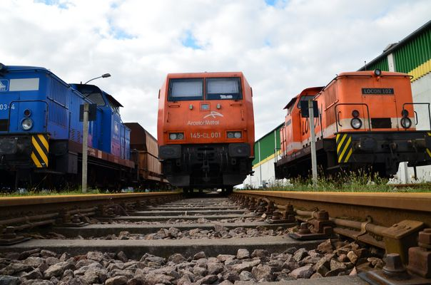 Hafenbahn Stralsund