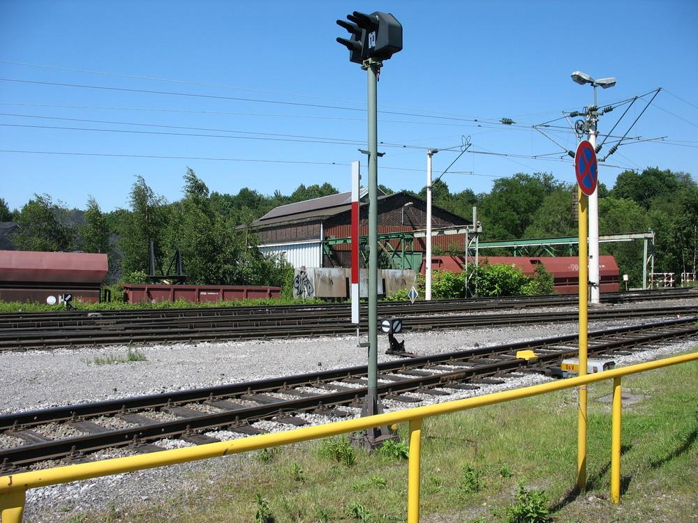 Hafenbahnhof Bottrop