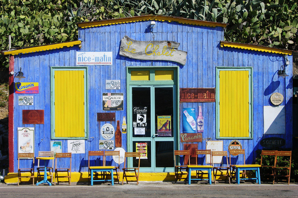 Hafenbar Calvi 2007