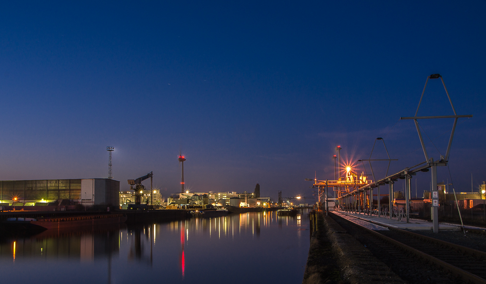 Hafenbecken I