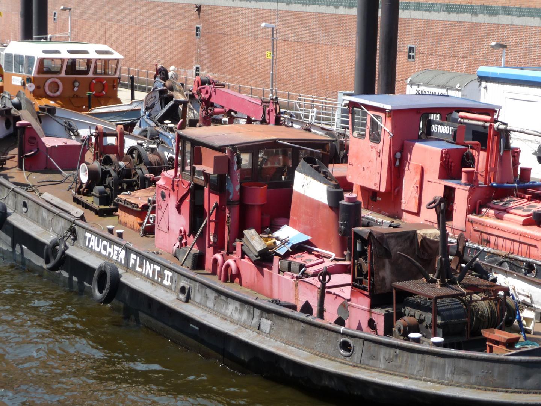 Hafenbesuch Hamburg