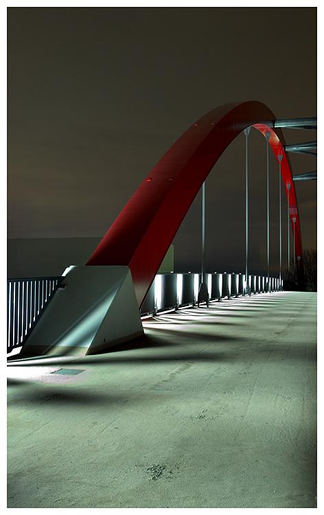 Hafenbrücke Mannheim-Rheinau