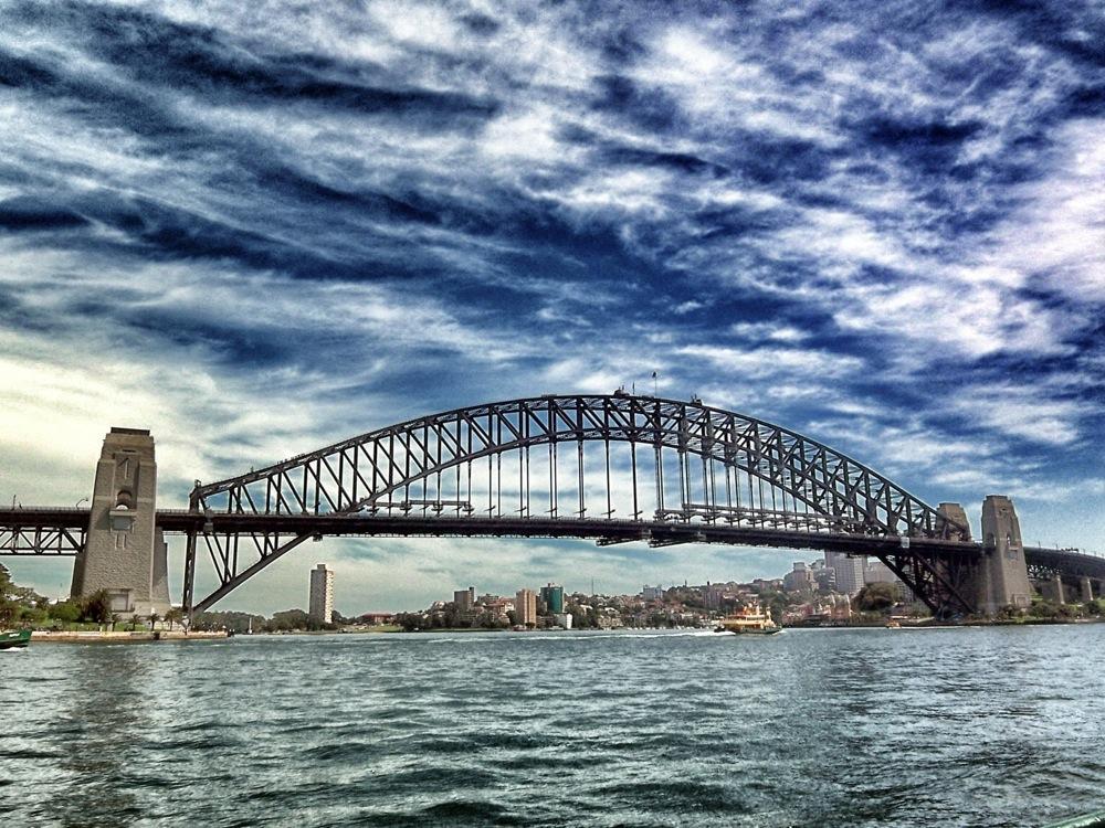 Hafenbrücke Sydney