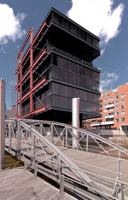 Hafencity - Bürogebäude