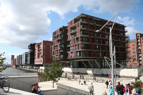 HafenCity Magellanterassen