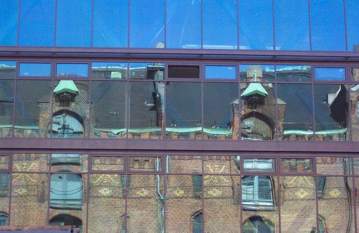 Hafencity meets Speicherstadt
