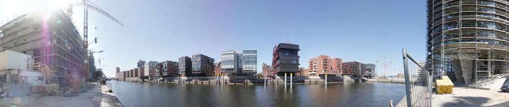 Hafencity Pano