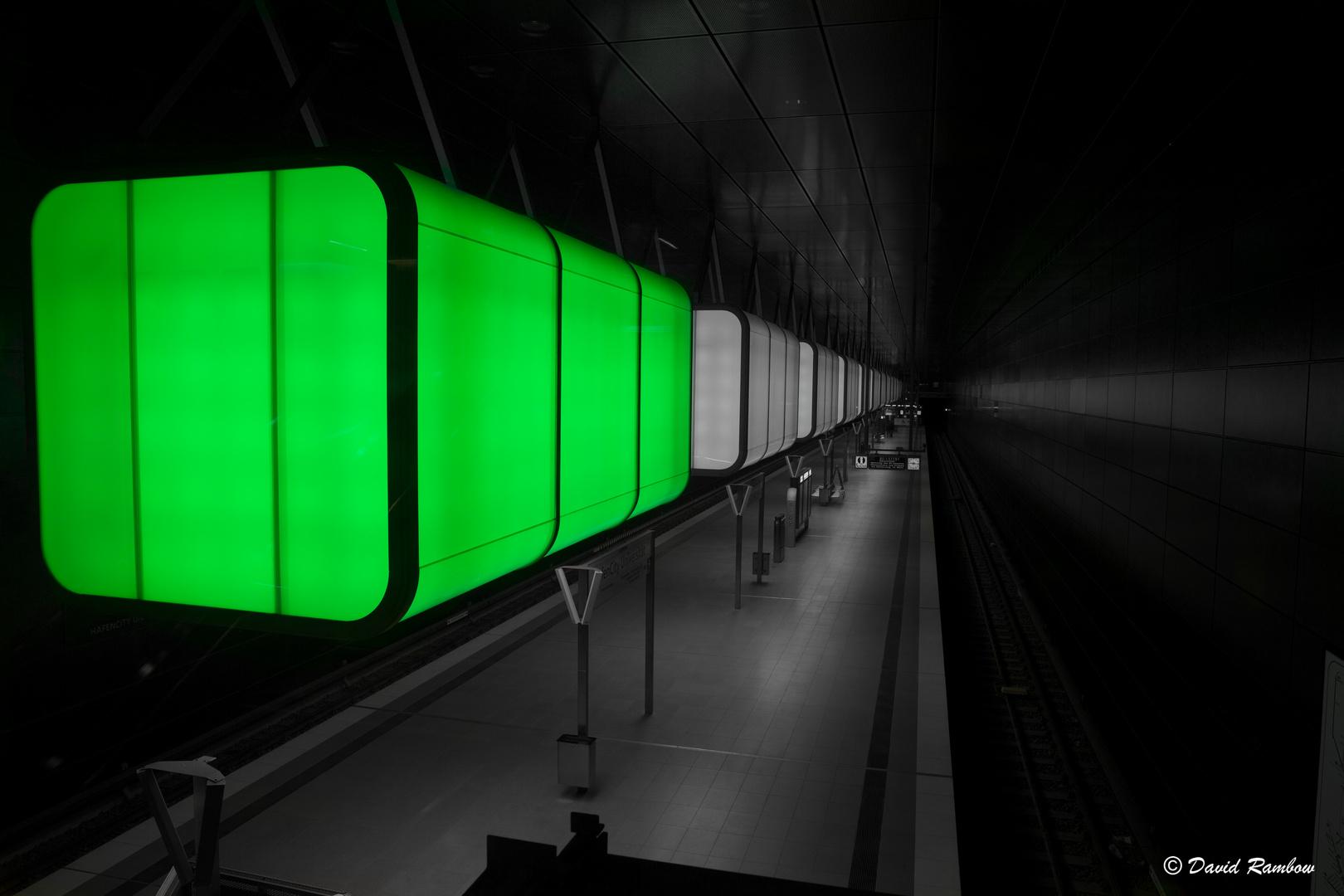 *HafenCity Universität U-Bahn Haltestelle Hamburg*