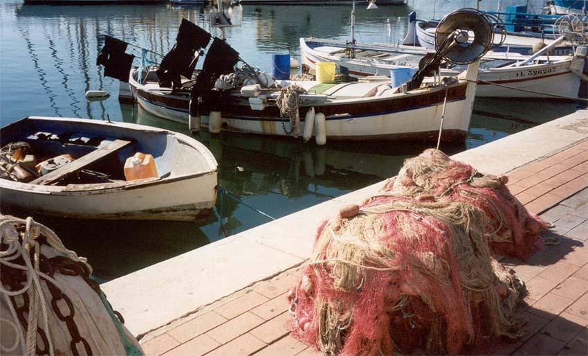 Hafendetail von Cassis