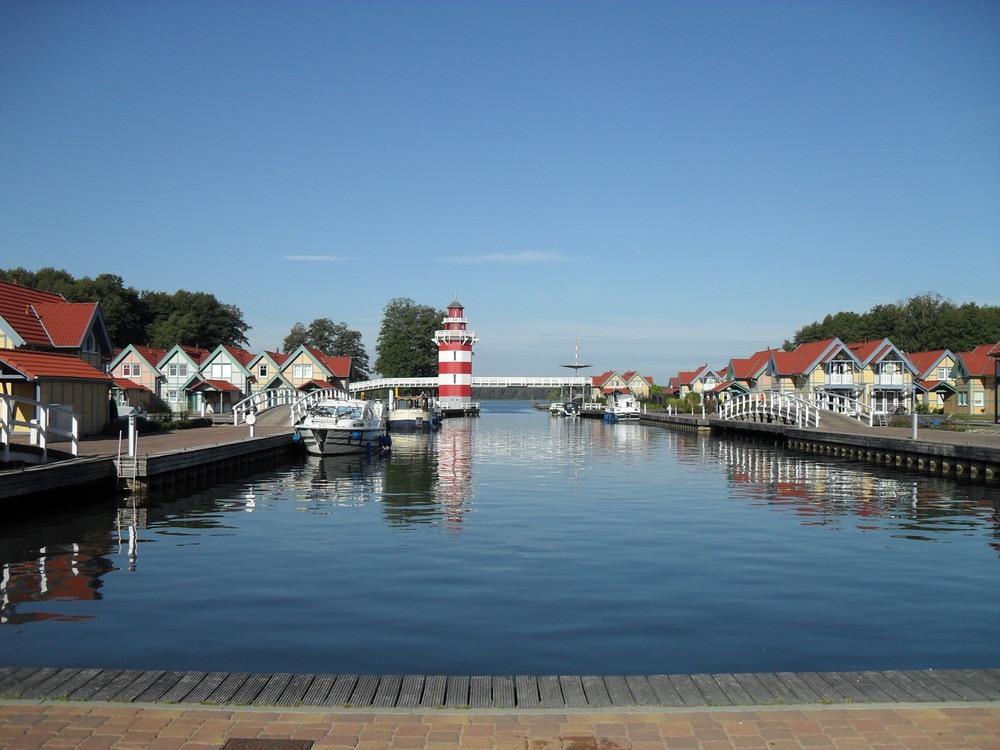 Hafendorf Rheinsberg 4