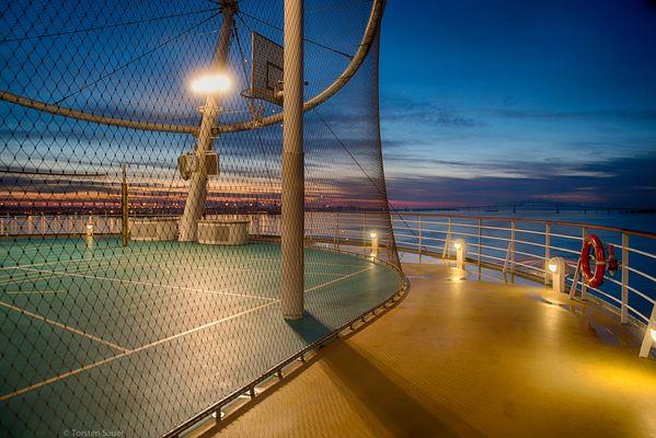 Hafeneinfahrt Baltimore