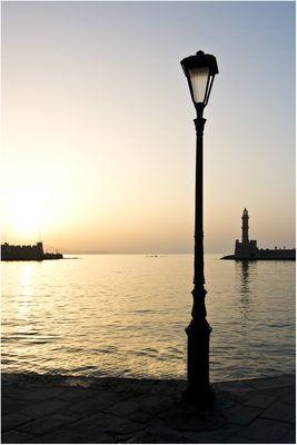 Hafeneinfahrt Chania, Kreta