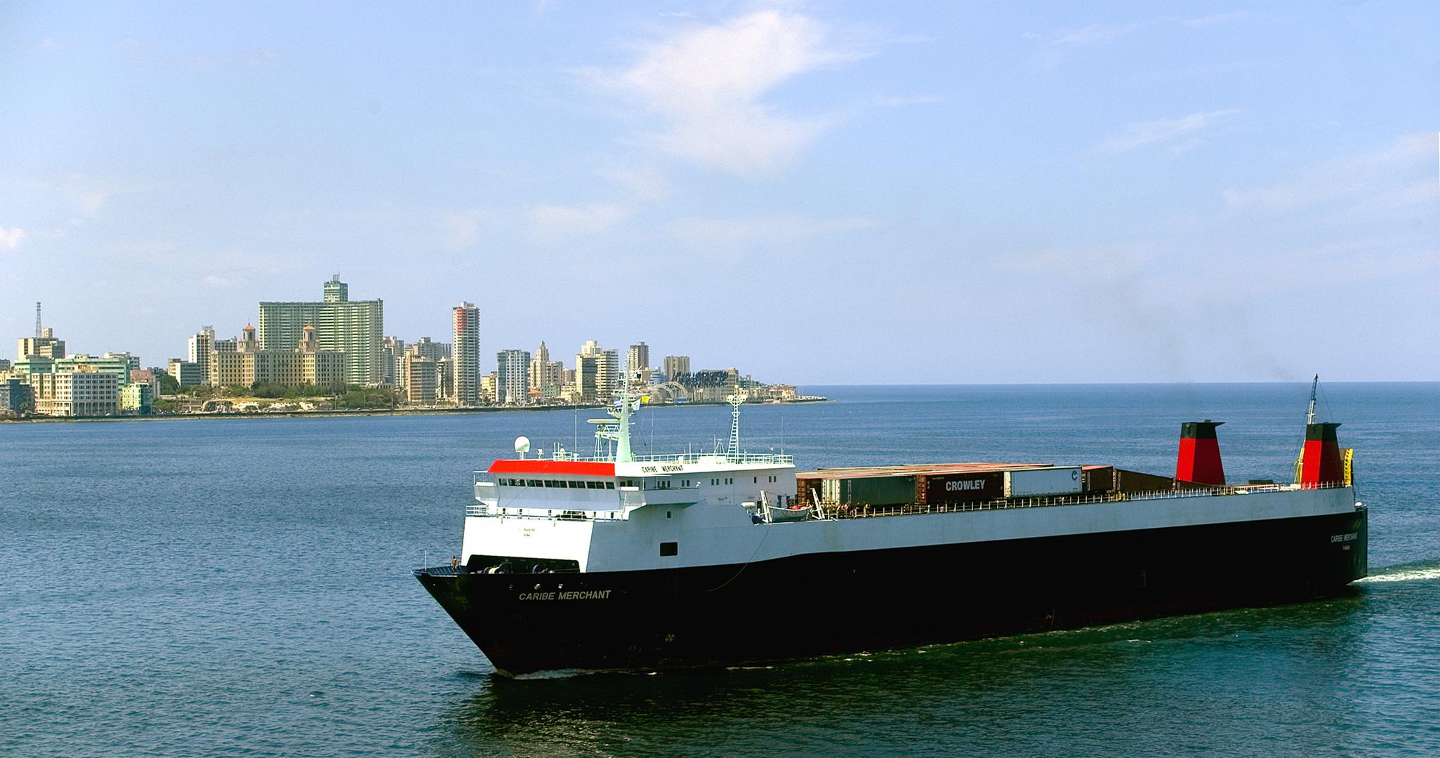 Hafeneinfahrt Havanna