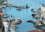 Hafeneinfahrt von Piran