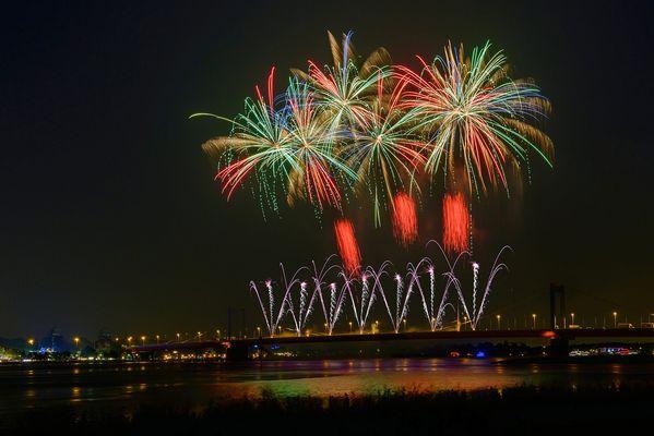 Hafenfest in Duisburg 2016