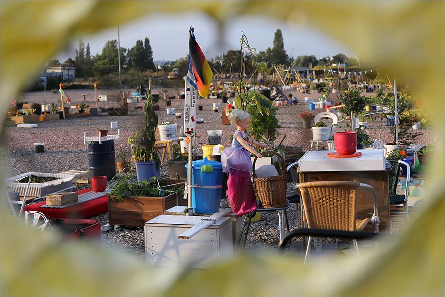 Hafengarten Offenbach