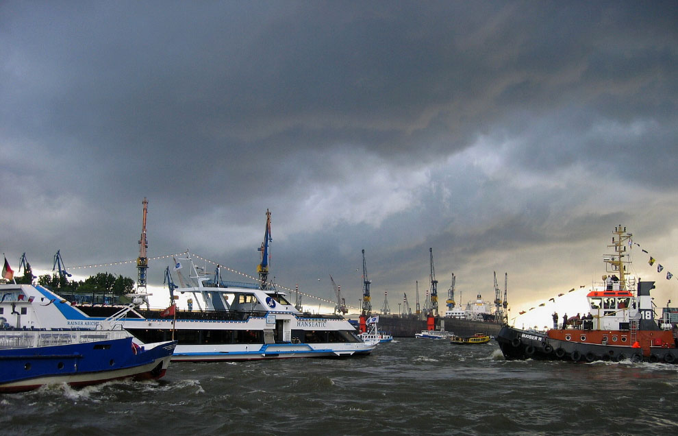 Hafengeburtstag 2007