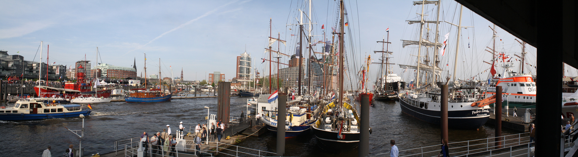 Hafengeburtstag 2011