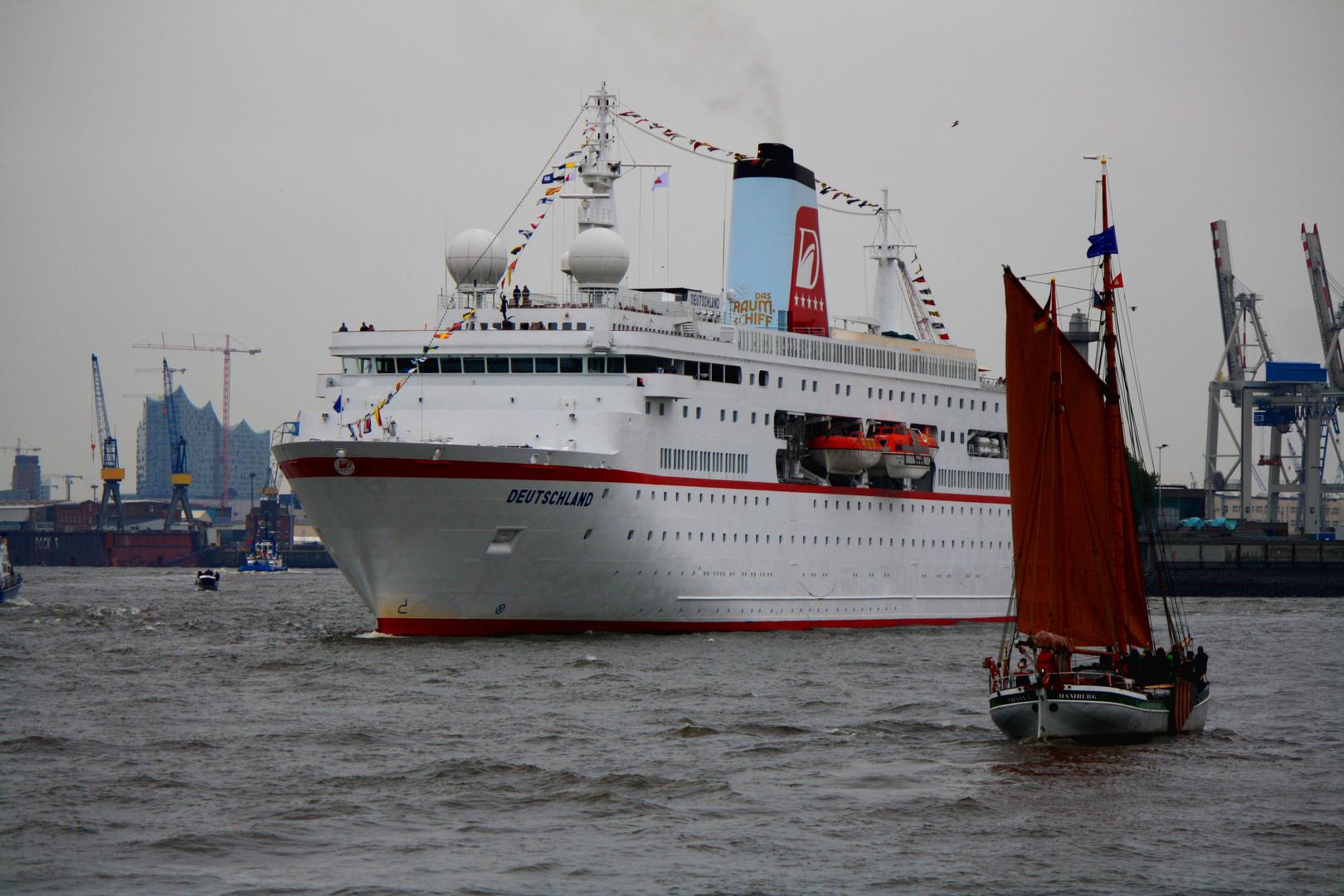 Hafengeburtstag, Hamburg 2014