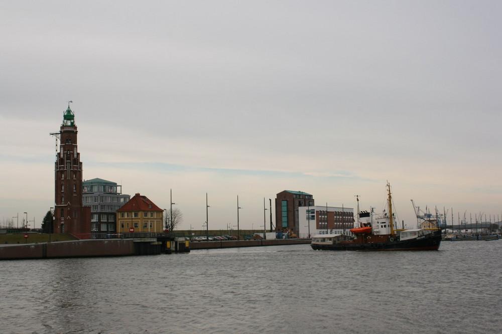 Hafengestöber