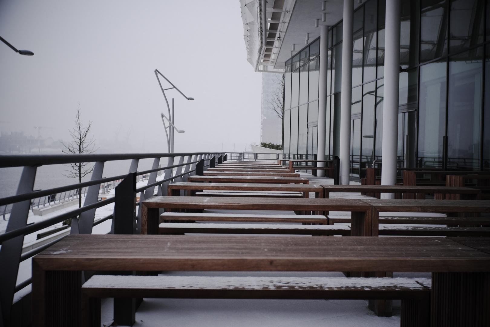 Hafenim winter