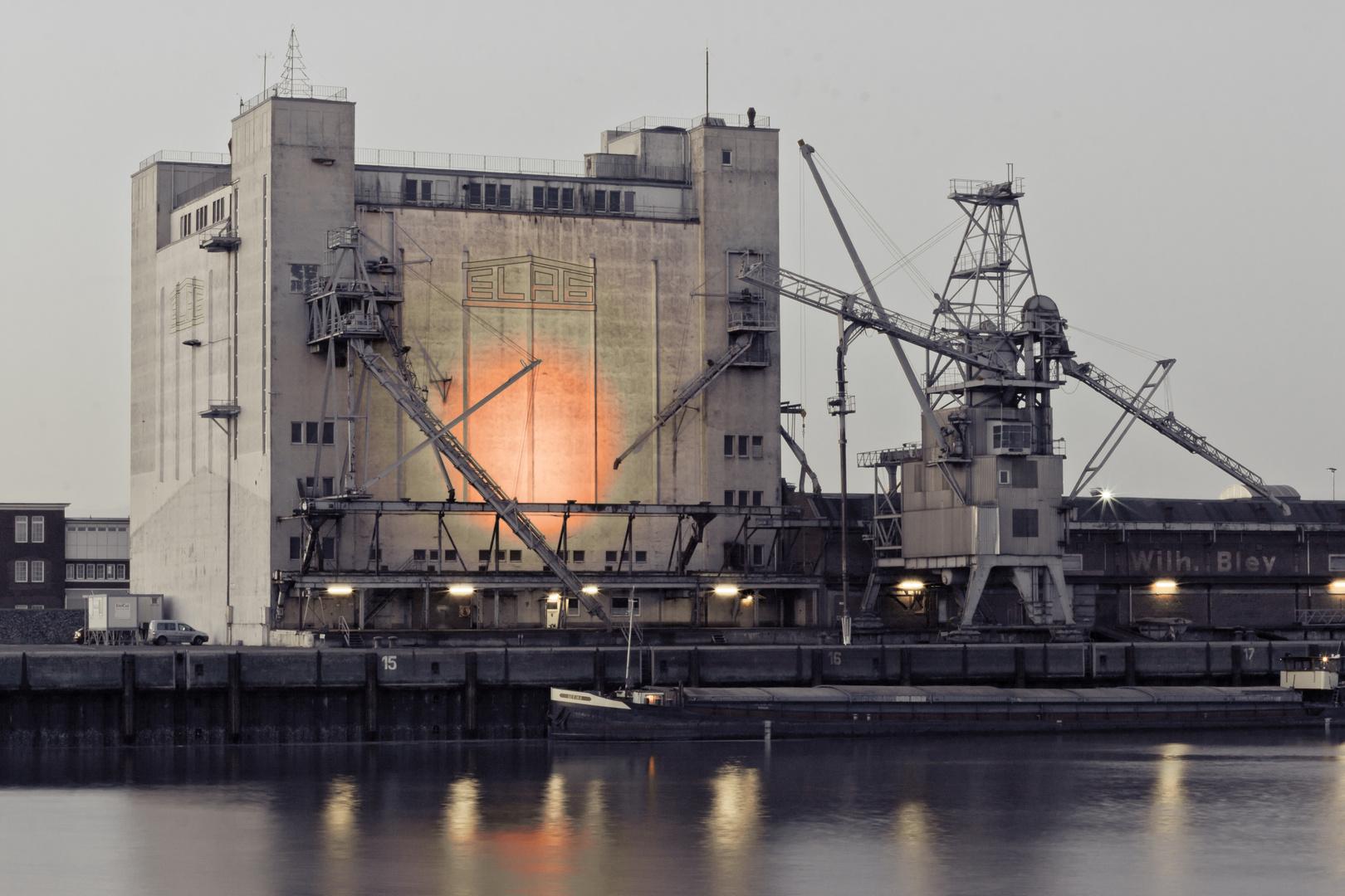 Hafenindustrie