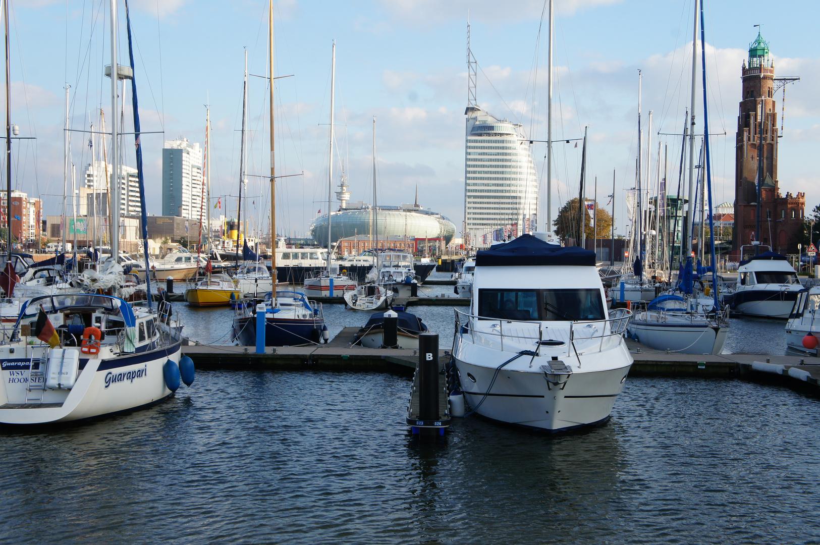 Hafenlandschaften