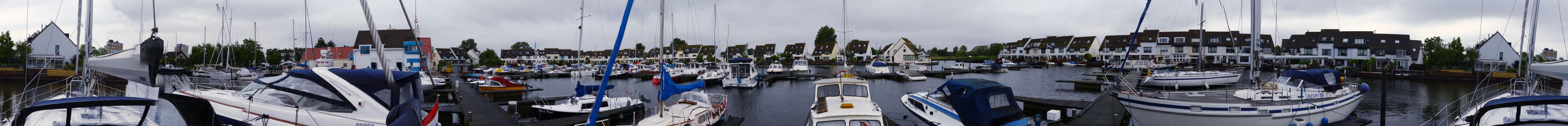 Hafenpano Den Helder