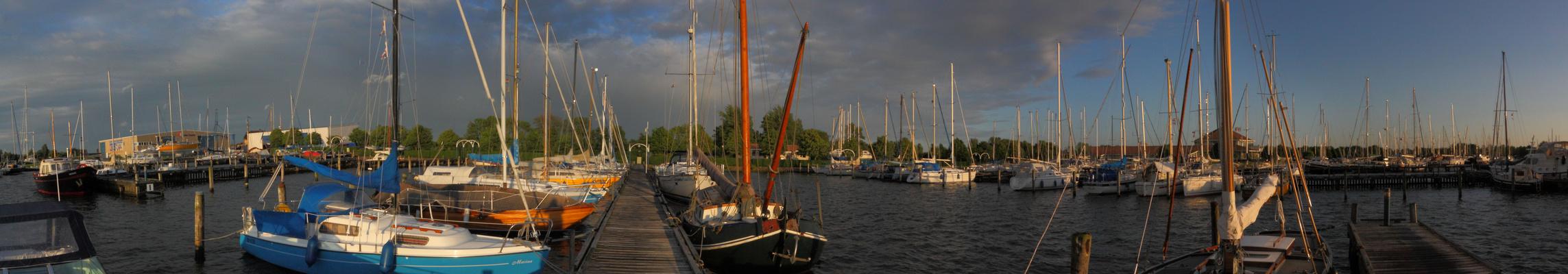 Hafenpano Stavoren