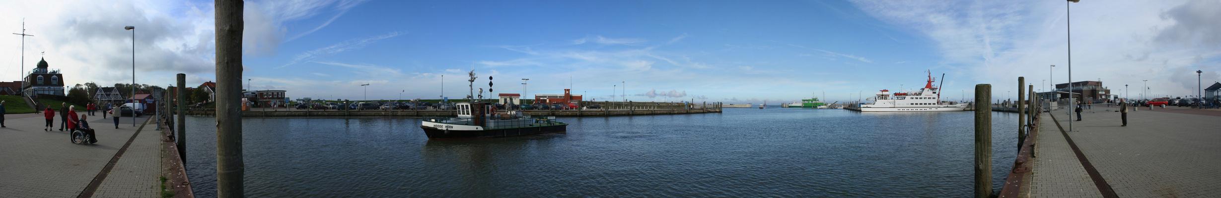 Hafenpanorama N´siel