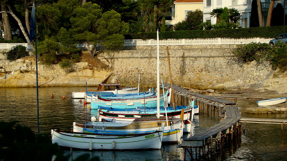 Hafen...Port de l'Olivette