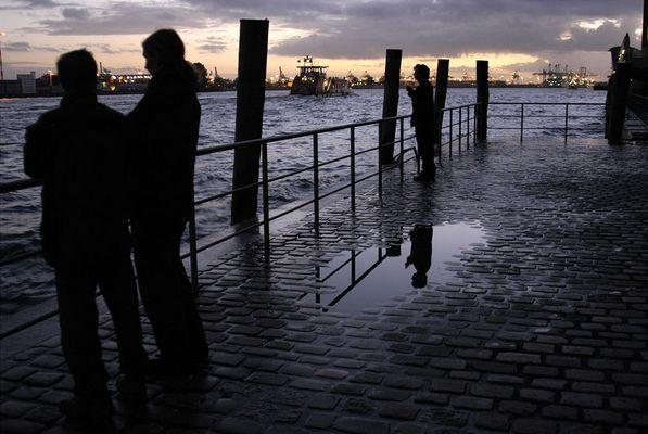 Hafenromantik?