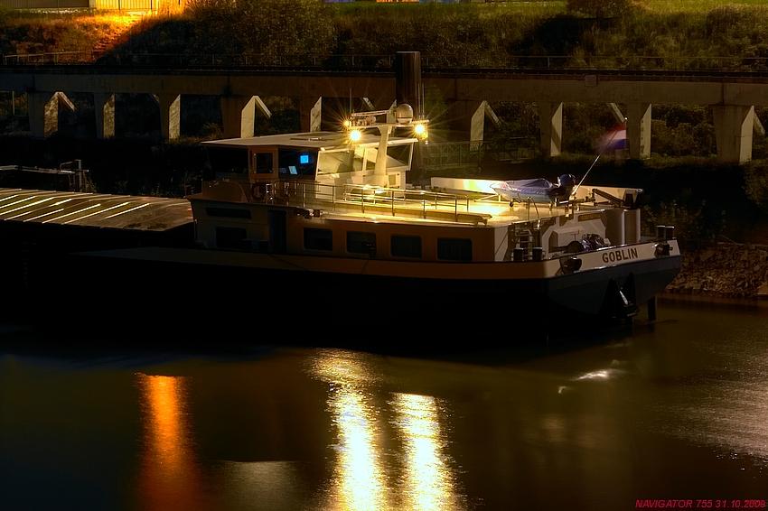 Hafenromantik IV / HDR