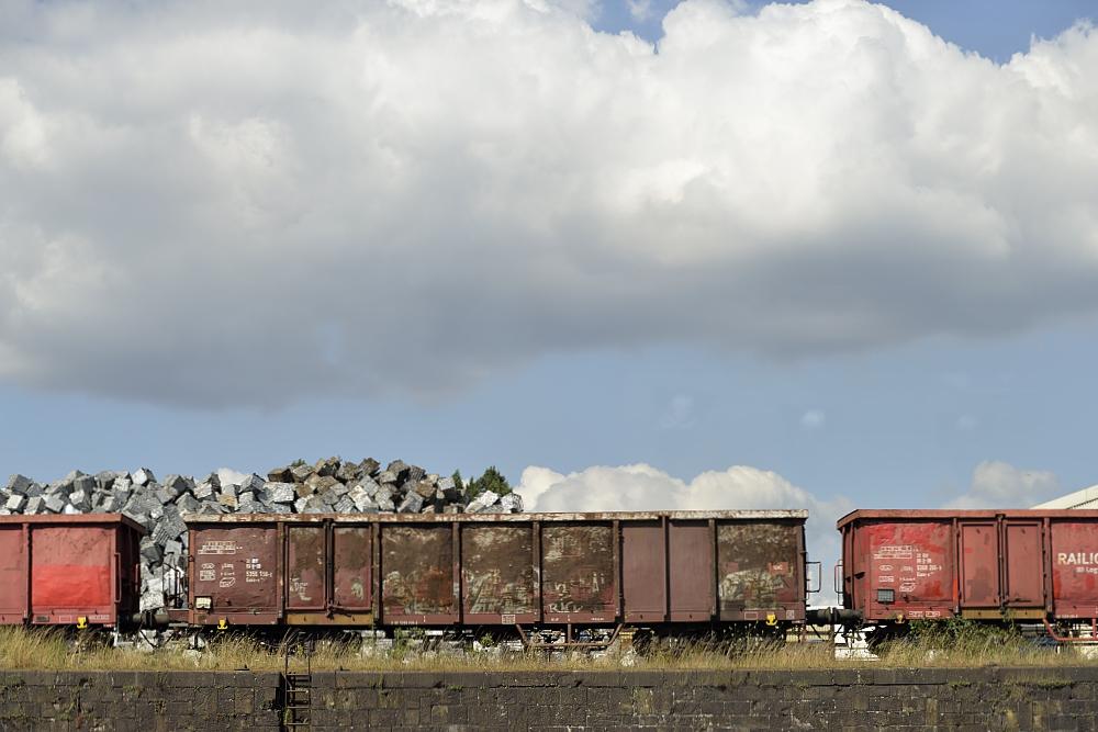 Hafenrundfahrt Duisburg, die 2.