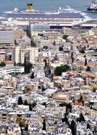 Hafenstadt Haifa