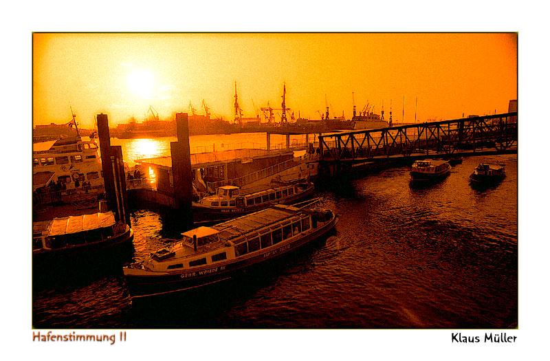 Hafenstimmung II