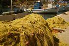 Hafenszene in Sisi...