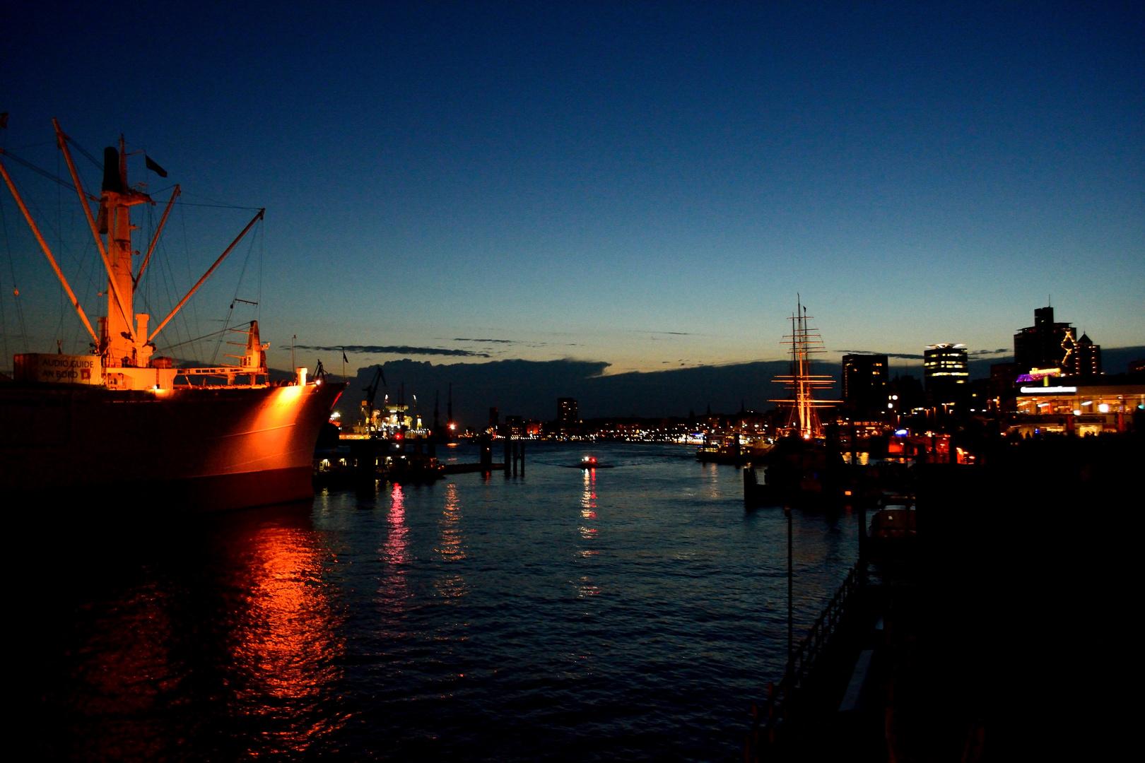 Hafenzauber