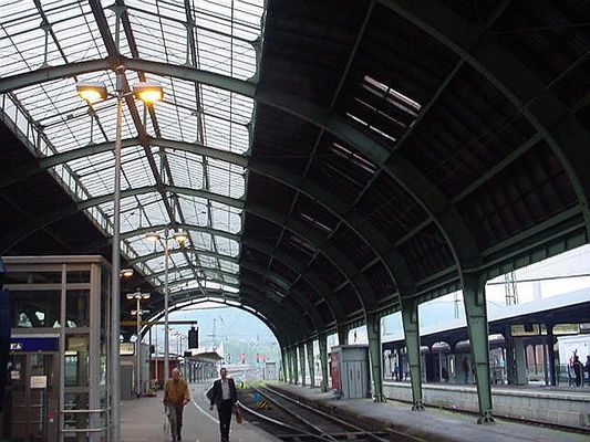 Hagen Bahnhof