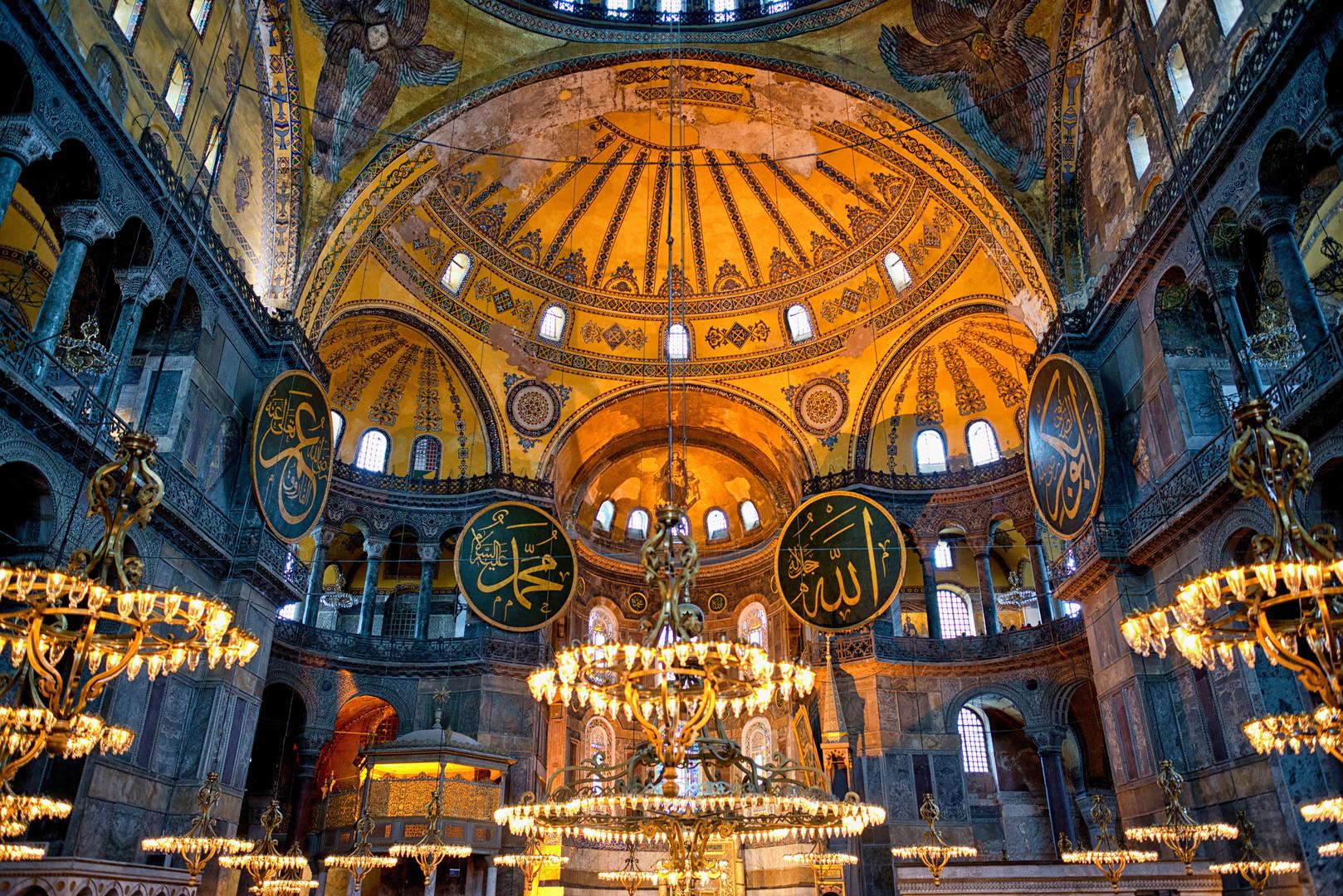 Hagia Sofia 3